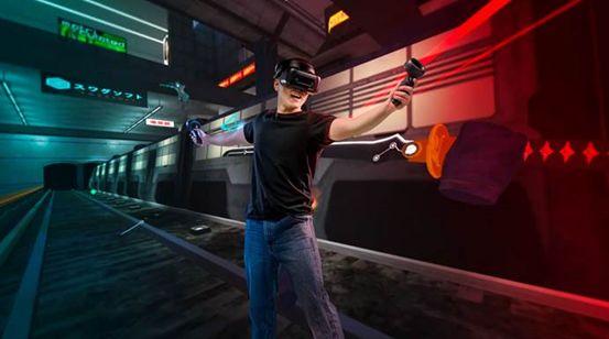 VR?体感?还游戏机?