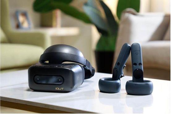 奇遇2Pro 6DoF VR体感游戏机