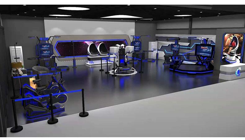 VR体验馆-案例展示
