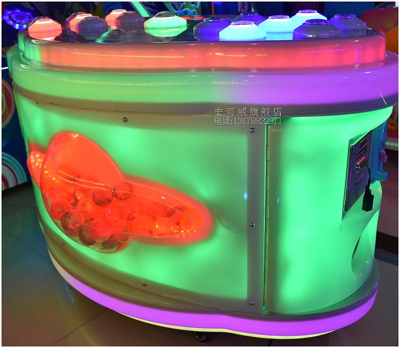 PK乐园拍拍乐儿童游戏机机箱