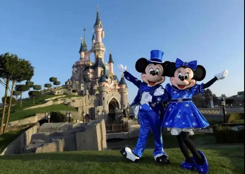 巴黎迪士尼乐园取消圣诞节活动