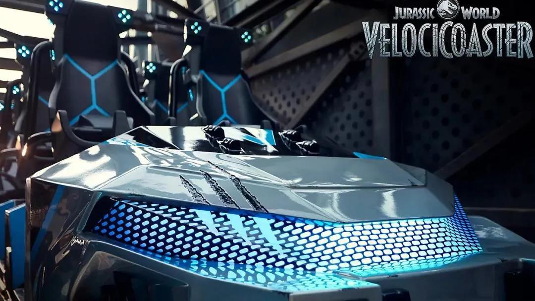 奥兰多环球影城将于明年推出侏罗纪世界过山车