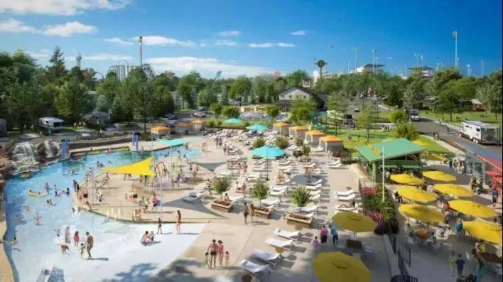 全新室外度假村将于2021年在国王岛乐园亮相