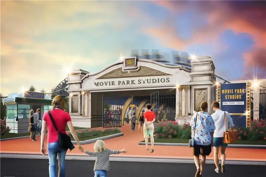 德国电影乐园于明年迎来最新室内过山车