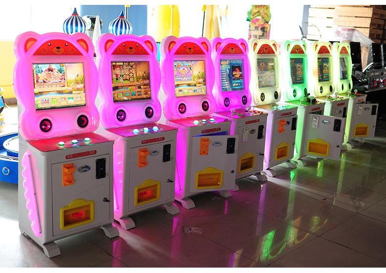 拍拍乐儿童游戏机实拍