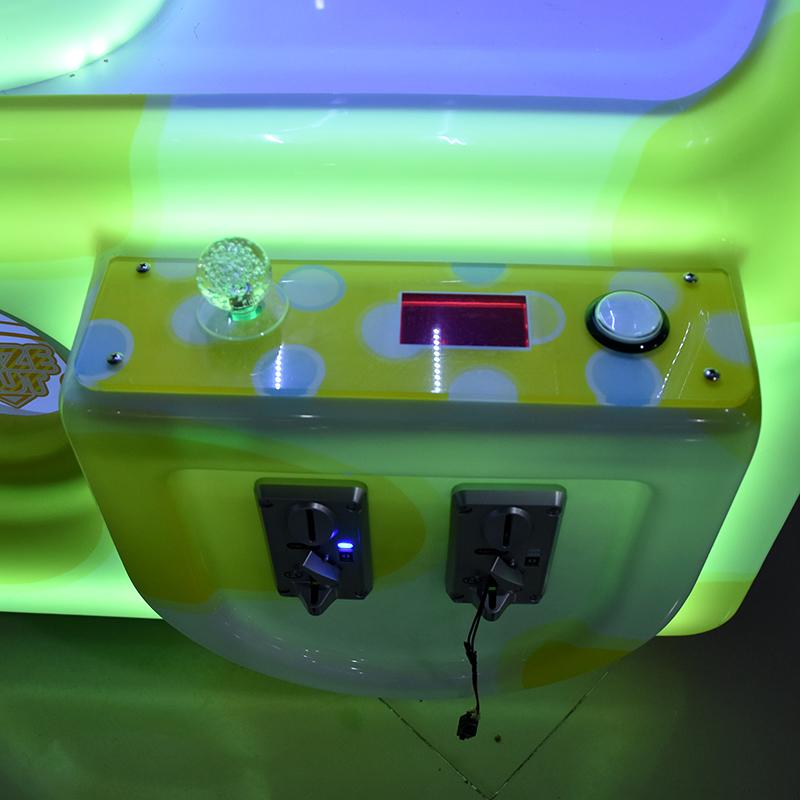 酷酷蘑菇娃娃机夹公仔机按钮