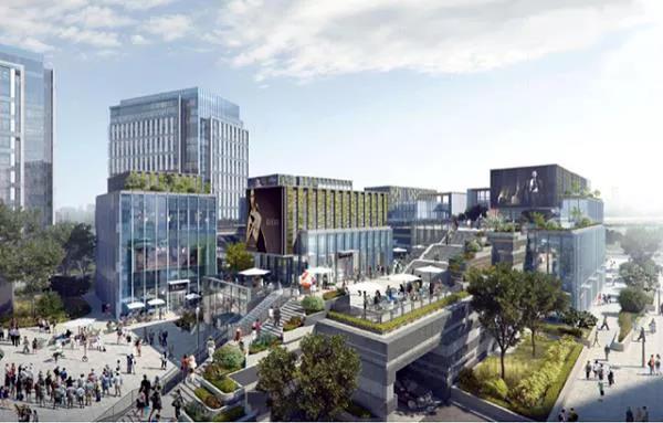 上海外滩超级商业综合体明年首期亮相