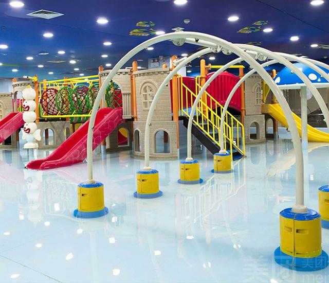 在超市开个儿童乐园需要多少资金?有钱赚吗