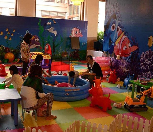 儿童乐园开店建议:在乡镇开儿童游乐场所可以吗?