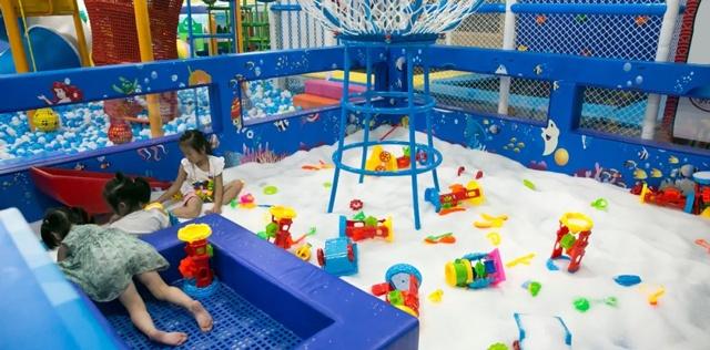 开儿童乐园,可以在这几方面节省投资成本