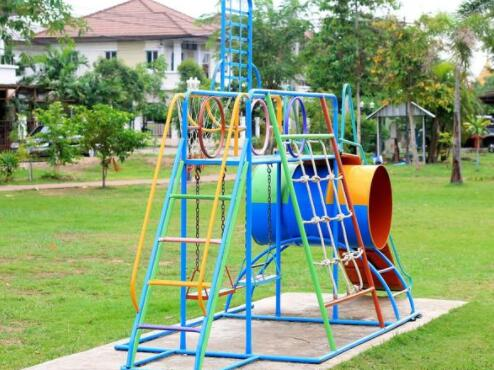 户外儿童乐园基本规划