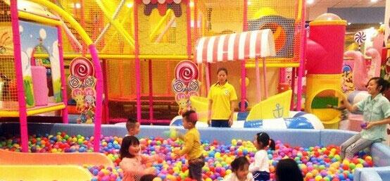 室内儿童乐园投资要多少跟什么有关?